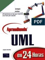 Aprendiendo UML en 24 Horas - Joseph Schmuller