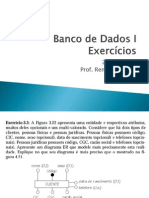 Exercício DER