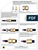 CMP CW Installation Fitting Instructions