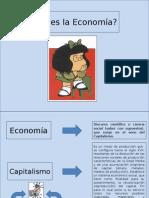 Qué Es La Economía - Introducción