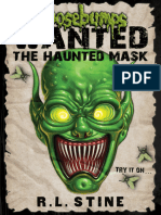 Goosebumps Wanted the Haunted Mask