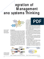 The Integration of Project Management and Systems Thinking