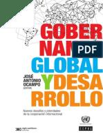 GoBernanZa Global y DesArrollo
