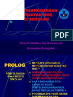 Materi MOS Dinas Pendidikan Dan Kebudayaan Kabupaten Trenggalek 2015