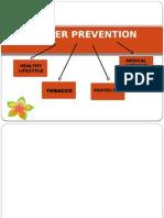 LANGKAH2 MENGELAKKAN KANSERCancer Prevention