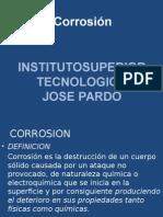 Presentacion de Corrosion