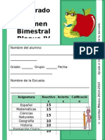 5to Grado - Bloque 4 (2014-2015) (1)
