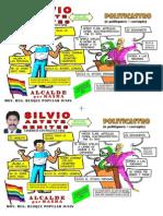 Silvio as Tete Corre Gido