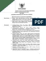 KMK No. 430 Ttg Pedoman Pengendalian Penyakit Kanker