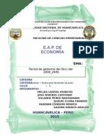Trabajo Economia 2000 2005