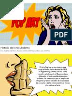 Generalidades del pop art