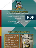 Chapter 20 -Thermodynamics