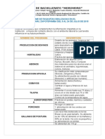 Informe Pasantías 2015 2016
