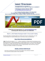 Investing Market Strategies