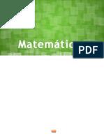 Primero 2013 Matematicas