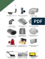 Materiales Usados para riego tecnificado