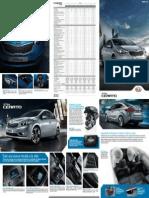 Catalogo Cerato Sedan