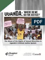 Uganda Justice Report Ahrc