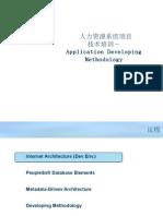 PA Technical Training - 003-AppDevelopingMethodology