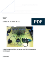 Proyevcto Control Dc