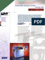 InfinityAPi Brochure