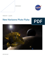 Nh Pluto Fly by Press Kit July 2015