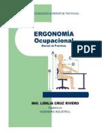 Manual de Prácticas Ergonomía