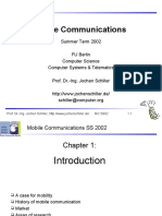 mobile computing Introduction