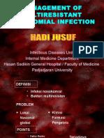 Dr Hadi Yusuf - Management MOI