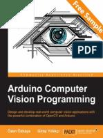 Arduino Computer Vision Programming - Sample Chapter