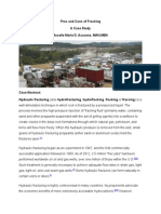 Pros and Cons of Fracking.docx