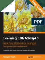 Learning ECMAScript 6 - Sample Chapter