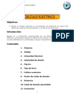 Calculo Electrico