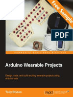 Arduino Wearable Projects - Sample Chapter