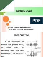 Aula 2 - Micrometro