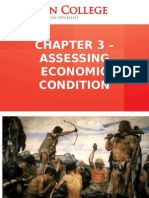 Assessing Economic Condition