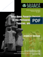Why Does Poverty Persist?