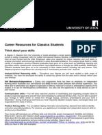 Career Resources Classics