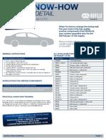 Technical Information Passat ENG