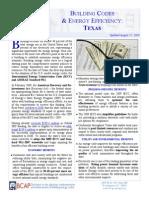 Texas Fact Sheet