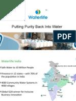 WaterLife SmartCity Presentation