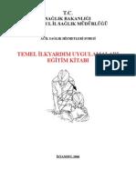 Ilkyardim Uyg Egit Kit