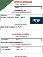 Final Accounts Adjust 1