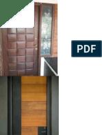 Door Design 290515