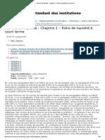 Normes de liquidité _ Chapitre 2 – Ratio de liquidité à court terme.pdf
