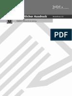 Test DaF Modellsatz 03 Schriftlicher Ausdruck