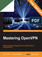 Mastering OpenVPN - Sample Chapter