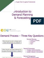 WK1- Demand Forecasting