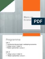 powerpoint h1 economie