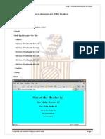 Web Programming Lab MCA 4TH sem